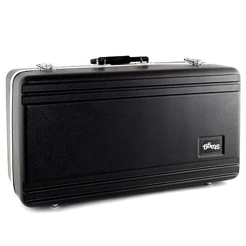 Kufr pro trubku Stagg ABS, černý