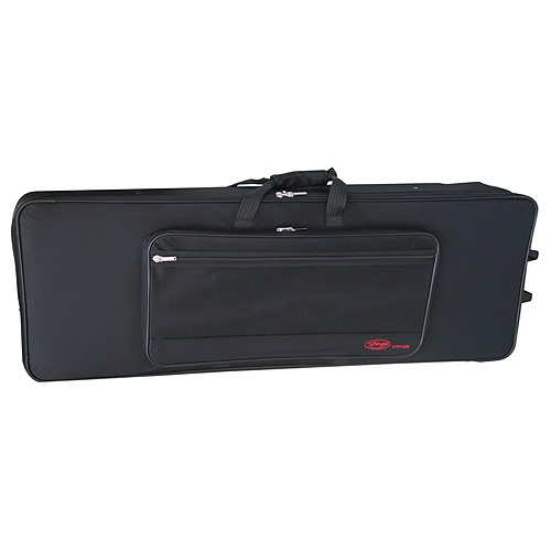 Kufr pro klávesy Stagg rozměry 124,5 x 43 x 14 cm