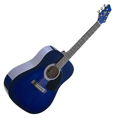 Fotografie Akustická kytara Stagg typu Dreadnought