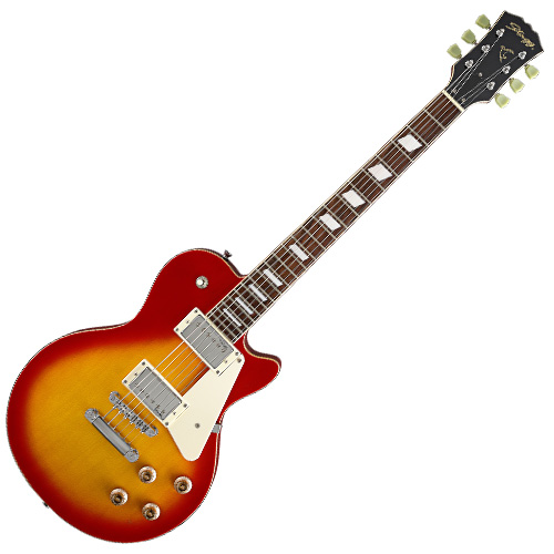 Elektrická kytara Stagg typu LesPaul