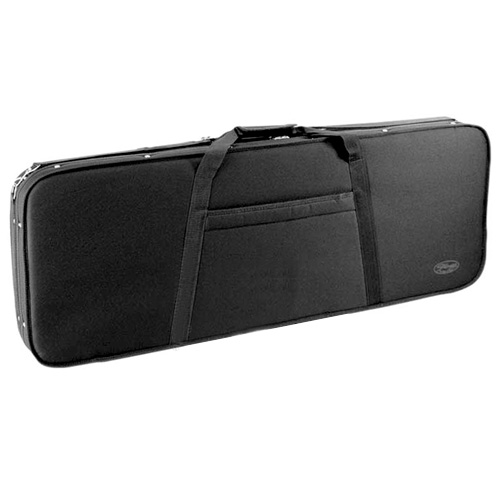 Kufr pro elektrickou kytaru Stagg nylonový, černý