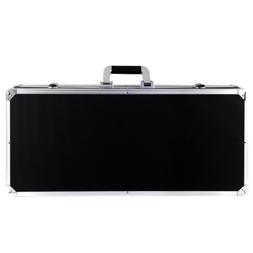 Kufr na kytarové efekty Stagg vnitřní rozměry 296 x 688 x 83 mm