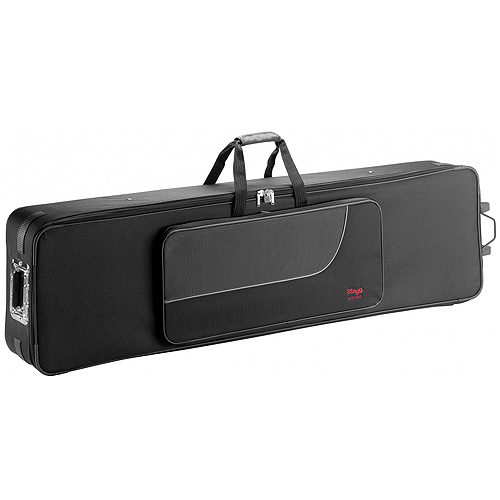 Kufr pro klávesy Stagg rozměry 145 x 35,5 x 15 cm
