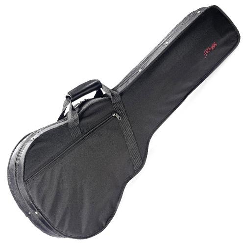 Kufr pro elektrickou kytaru Stagg nylonový