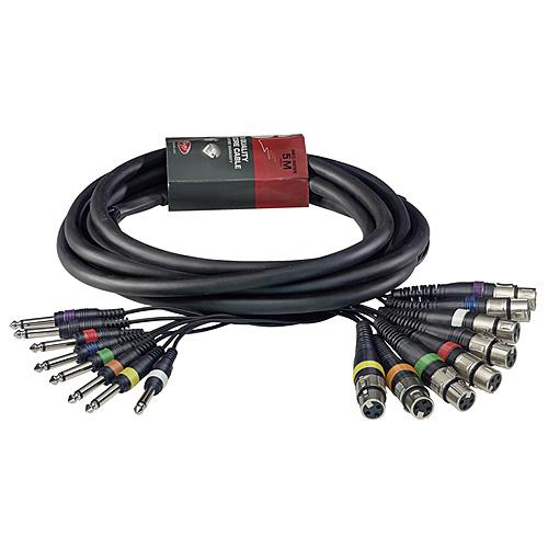 Vícežilový kabel Stagg délka 5m