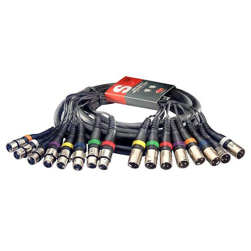 Vícežilový kabel Stagg Stagg SML5/8XF8XM E