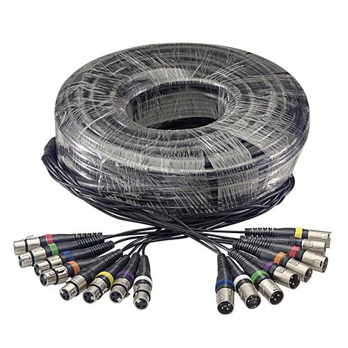 Vícežilový kabel Stagg délka 30m