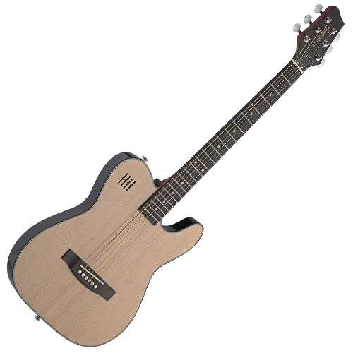 Elektrická kytara James Neligan typu Folk