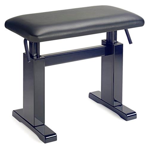 Stolička ke klavíru Stagg Stagg PBH 780 BKP LBK