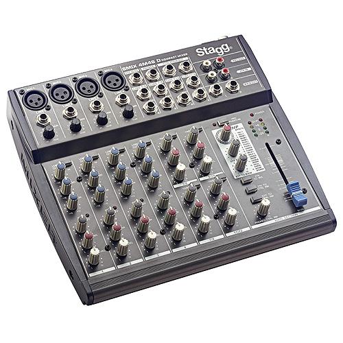 Mixážní pult Stagg 4 vstupní kanály
