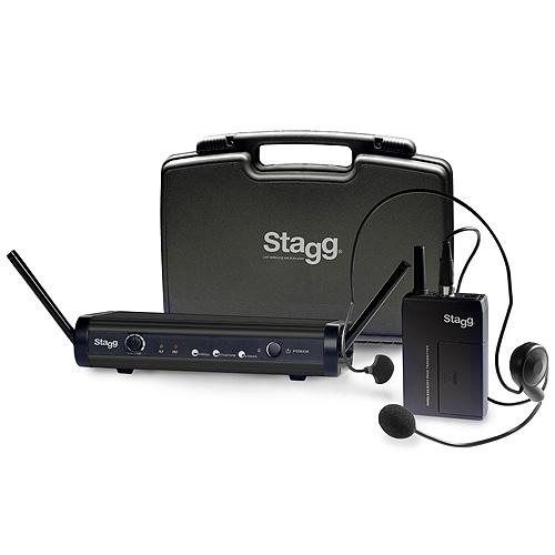 Mikrofonní set Stagg s hlavovým mikrofonem
