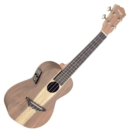 Fotografie Koncertní ukulele Stagg elektro-akustické