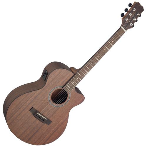 Elektro-akustická kytara James Neligan typu Auditorium