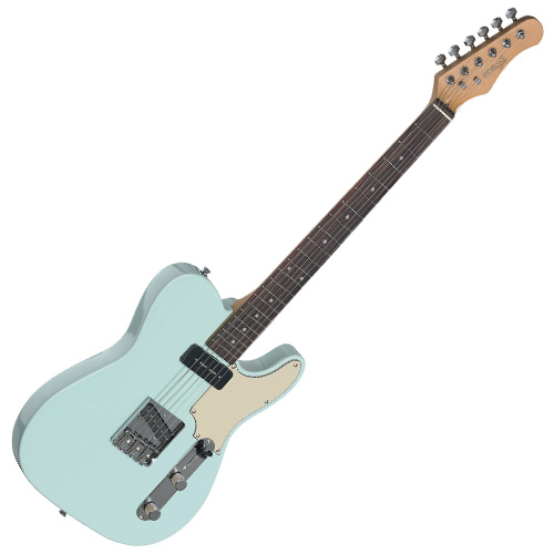Elektrická kytara Stagg typ Telecaster
