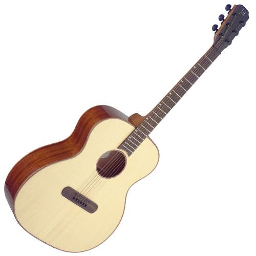 Akustická kytara James Neligan typu Auditorium