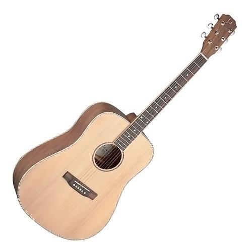 Fotografie Akustická kytara James Neligan James Neligan ASY-D, klasická kytara