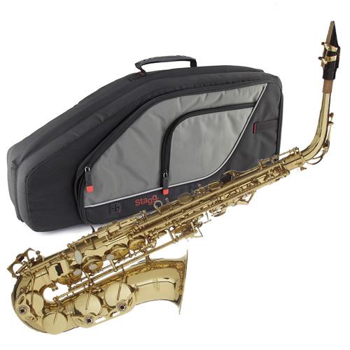 Saxofon Stagg Es alt, fis klapka