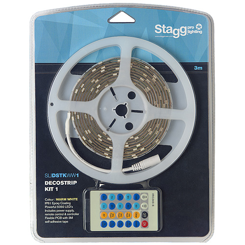 LED páska Stagg délka 3m