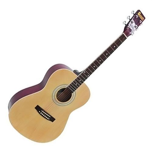 Westernová kytara Dimavery Dimavery AW-303 westernová kytara, přírodní