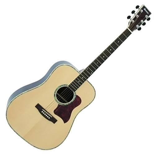Akustická kytara Dimavery Dimavery STW-25 westernová kytara, typ Dreadnout