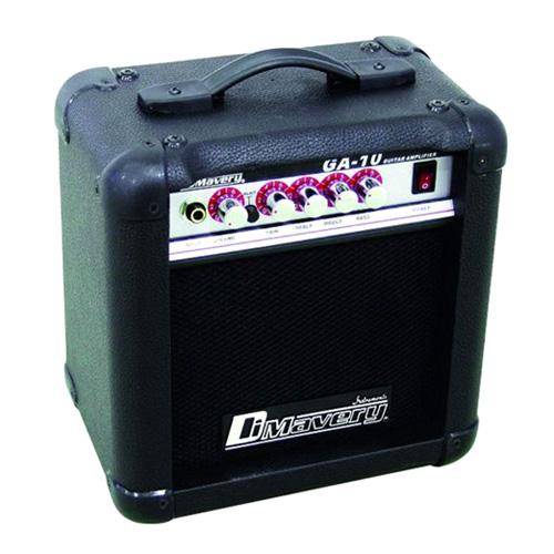 Kytarové kombo Dimavery Dimavery GA-10 E Kombo kytarové 10W, černé