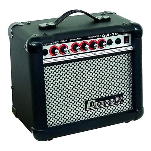 Kytarové kombo Dimavery Dimavery GA-15 E-Gitarren-Amp 15W, kytarové kombo
