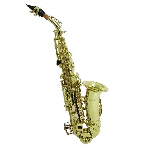 Saxofon Dimavery Dimavery SP-20 B Sopran saxofon, zahnutý