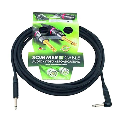 Propojovací kabel Sommer Sommer cable IC-Spirit 1x0,50qmm, černý, 6m