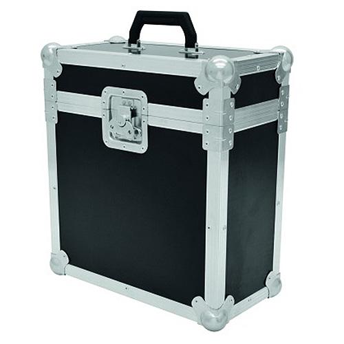 Roadinger Transportní kufr Flight case Transportní case pro 2x TMH-6/7/8/9/PK s hákem