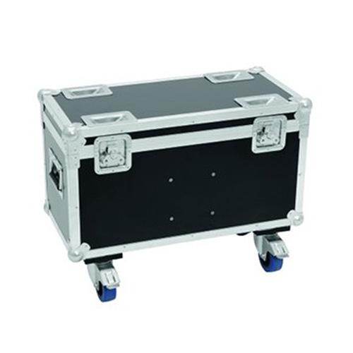 Roadinger Transportní kufr Flight case Transportní case pro 2x TMH-30/40/60