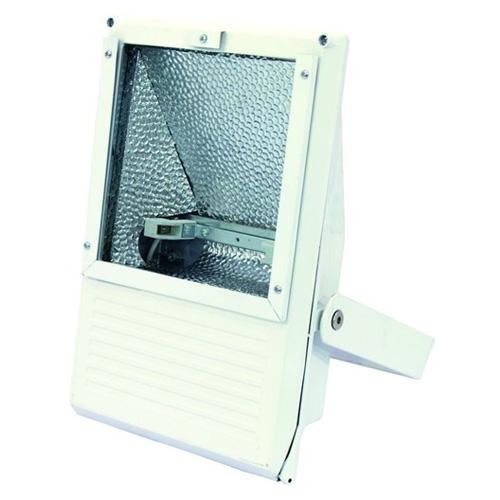 Reflektor Eurolite Eurolite Outdoor Spot 100-500W WFL bílý