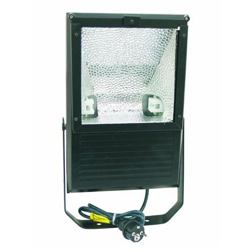 Reflektor Eurolite Eurolite Outdoor Spot 70W WFL černý
