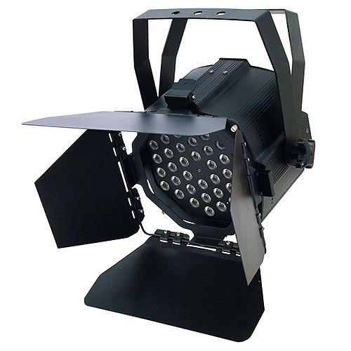Divadelní reflektor Eurolite LED divadelní 36x 3W bílá 3000K/7000K