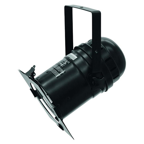 Reflektor Eurolite Eurolite LED PAR-56 COB 5600K 50W, reflektor černý