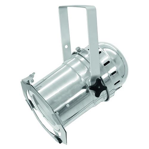 Reflektor Eurolite Eurolite LED PAR-56 COB 5600K 100W, reflektor stříbrný