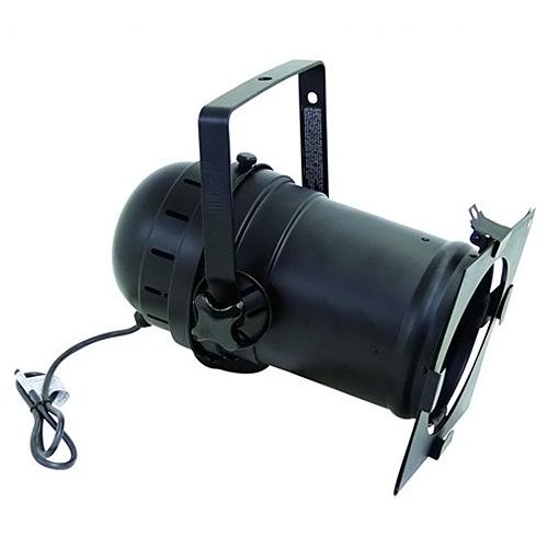 Reflektor Eurolite PAR 56, černý, dlouhý, s brzdou