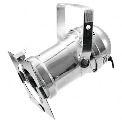 Reflektor Eurolite Eurolite PAR 46 CDM-70 E27 stříbrný