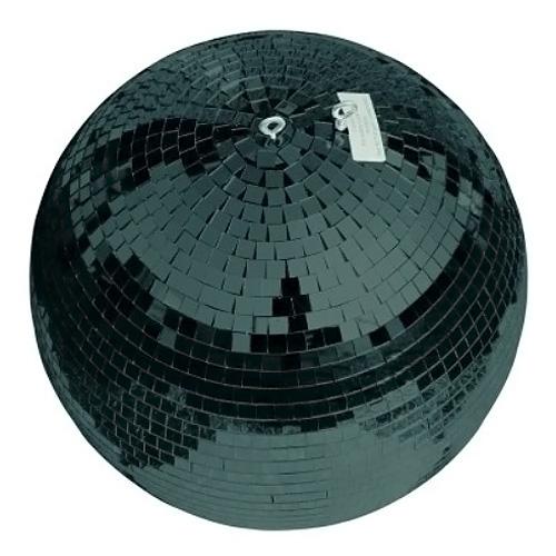 Zrcadlová koule Eurolite průměr 75 cm, černá