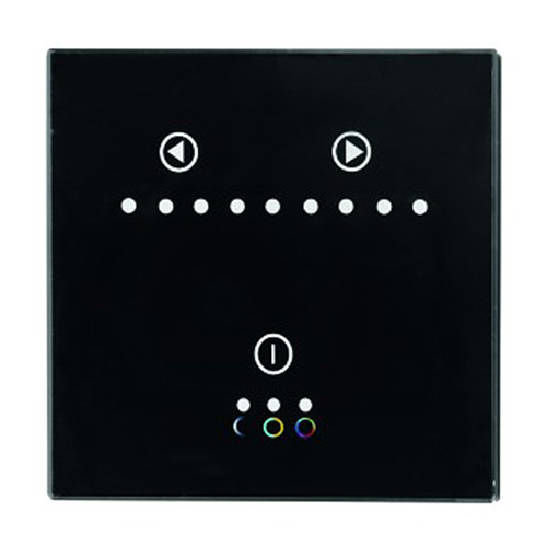 LED kontrolér Eurolite Černý