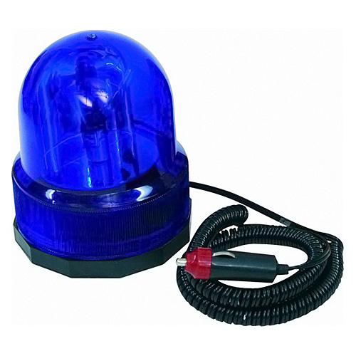 Maják Eurolite Maják policejní Colombo, 12V/21W, modrý