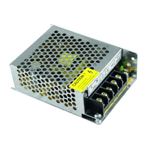 Transformátor Eurolite Transformátor elektronický 12V / 5A, pro LED