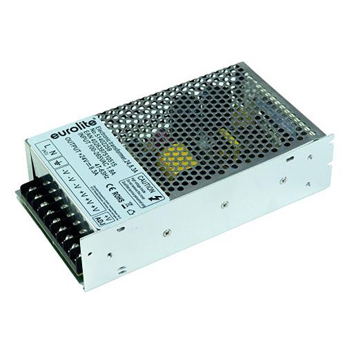 Transformátor Eurolite Transformátor elektronický, 24V / 8,3A, pro LED