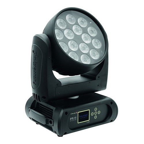 Otočná hlavice Futurelight Futurelight EYE-15 Zoom LED Wash