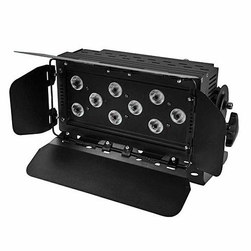 Světelný efekt Eurolite Eurolite LED Wash 9x 8W QCL RGBW