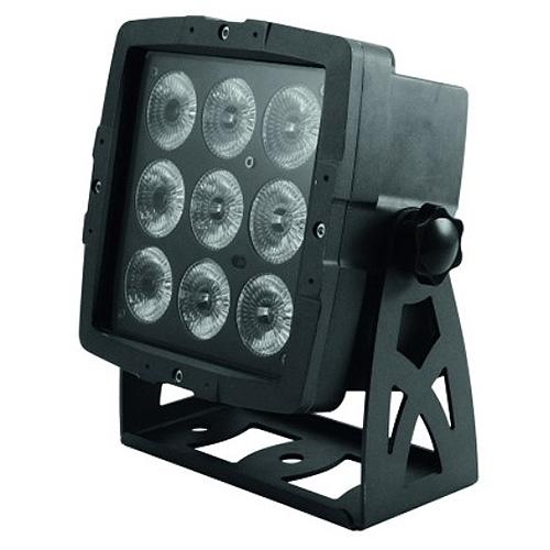 Reflektor Eurolite Eurolite LED IP PAD 9x8W QCL