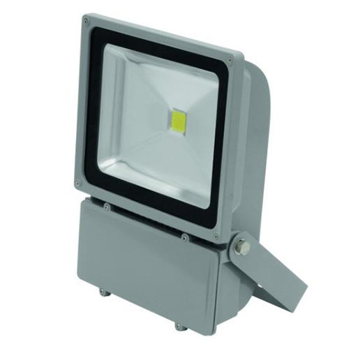 Fotografie LED reflektor Eurolite COB 100W, 3000K 120°, IP65