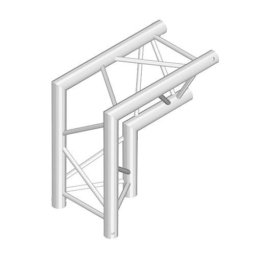 Stavební konstrukce Alutruss Deco lock DQ3-PAC25, 90°