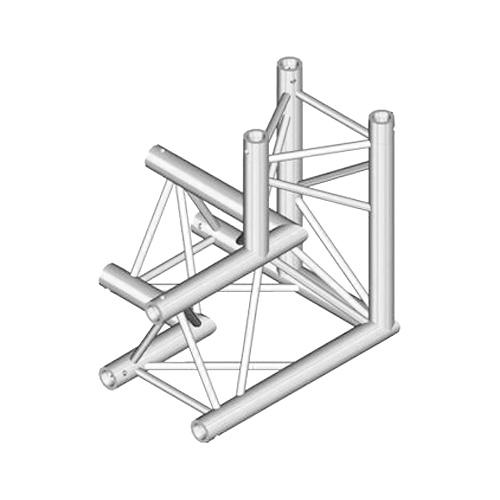 Stavební konstrukce Alutruss Deco lock DQ3-PAL33, 90°
