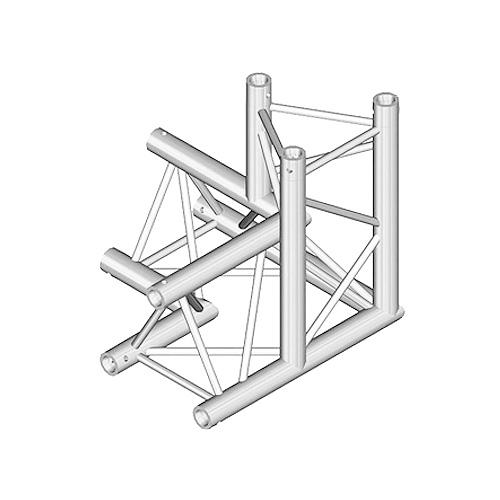 Stavební konstrukce Alutruss Deco lock DQ3-PAL34, 90°
