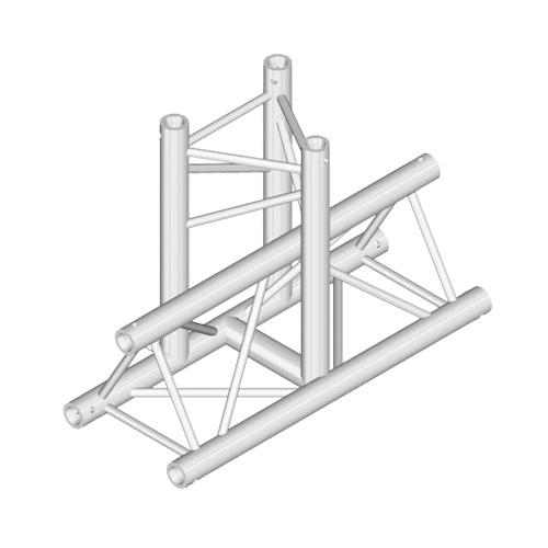 Stavební konstrukce Alutruss Deco lock DQ3-PAT35, 90°
